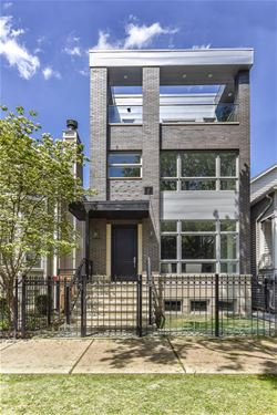1506 W School, Chicago, IL 60657 Lakeview