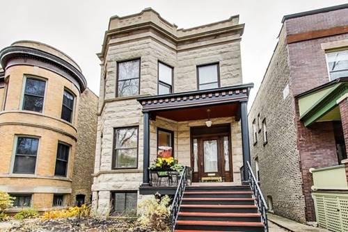 1418 W Balmoral, Chicago, IL 60640 Andersonville