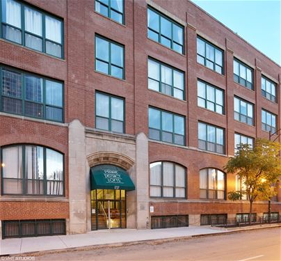 1727 S Indiana Unit 225, Chicago, IL 60616 South Loop