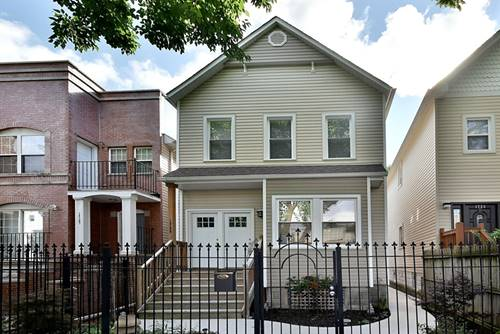 1725 N Albany, Chicago, IL 60647