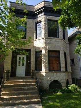 1903 W Belle Plaine Unit 2, Chicago, IL 60613 North Center