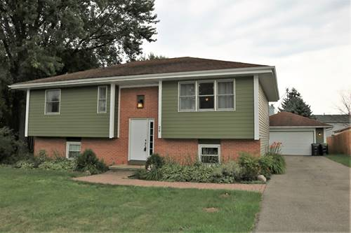 26 W Pine, Cortland, IL 60112