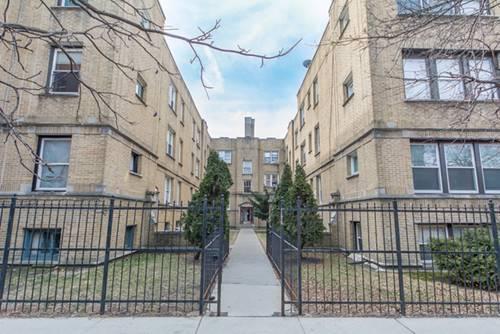1703 W Wallen Unit 1C, Chicago, IL 60626