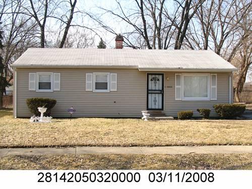 15332 Cherry, Markham, IL 60428