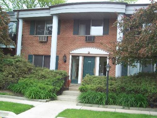 702 E Algonquin Unit 109, Arlington Heights, IL 60005