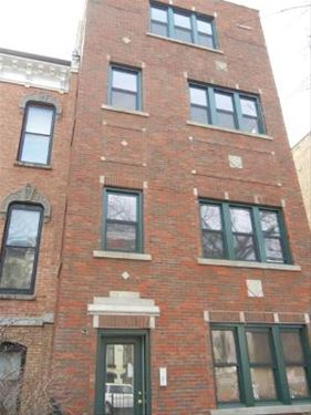 439 W Webster Unit 3, Chicago, IL 60614 Lincoln Park