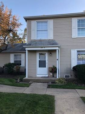 1247 Prairie Unit 46-B, Glendale Heights, IL 60139