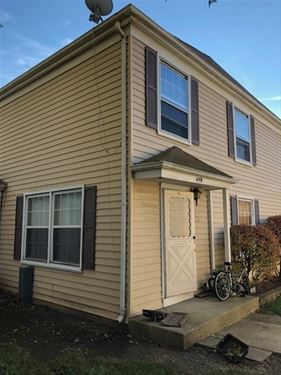 419 Sidney Unit B, Glendale Heights, IL 60139