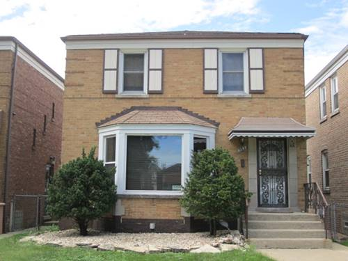 8152 S Campbell, Chicago, IL 60652