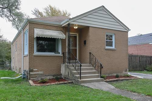 18513 Martin, Homewood, IL 60430