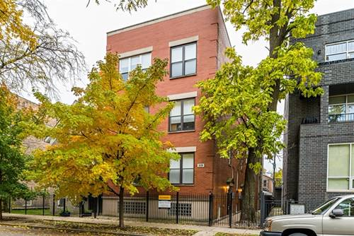 1636 N Rockwell Unit 101, Chicago, IL 60647