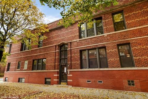 1956 W Bradley Unit 1E, Chicago, IL 60613 North Center