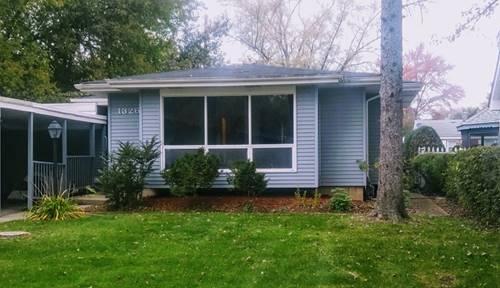 1326 Birch, Homewood, IL 60430