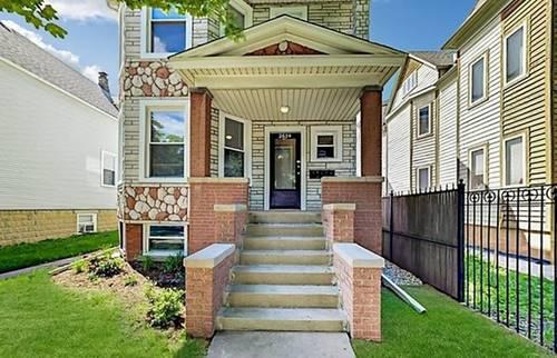 2634 N Lawndale, Chicago, IL 60647