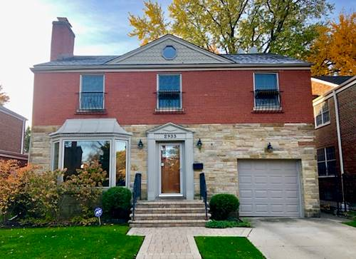 2933 W Gregory, Chicago, IL 60625