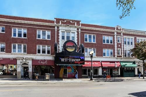 551 W Belmont Unit 2, Chicago, IL 60657 Lakeview
