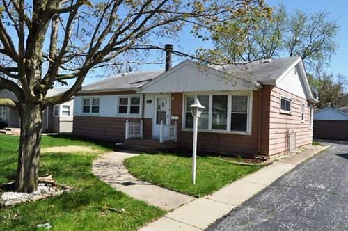 105 Queens, Thornton, IL 60476