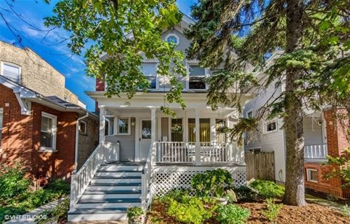 3022 W Eastwood, Chicago, IL 60625 Ravenswood