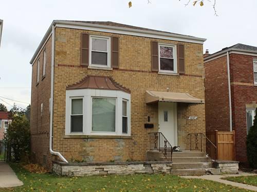 4047 N Pontiac, Chicago, IL 60634