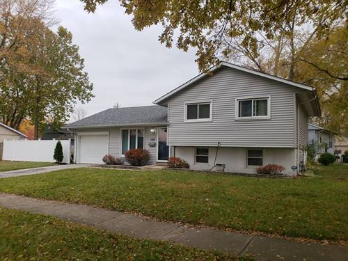 138 E Rose, Glenwood, IL 60425