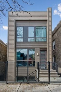 1614 N Honore, Chicago, IL 60622 Bucktown