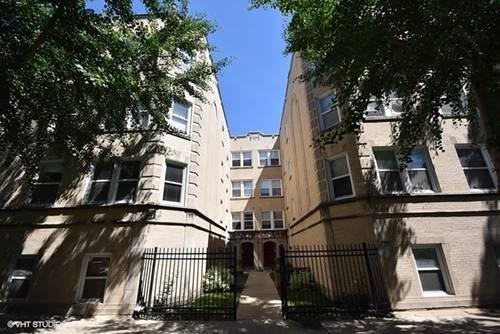 2318 W Rosemont Unit 2, Chicago, IL 60659