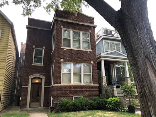 3625 N Bosworth, Chicago, IL 60613 Lakeview