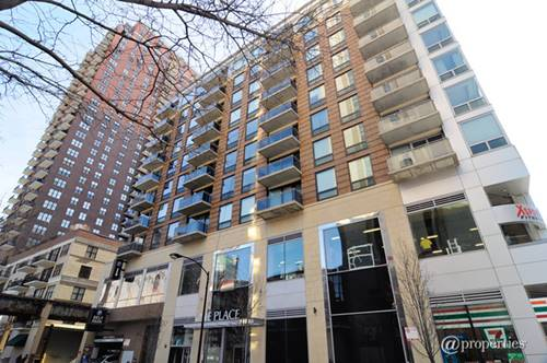 1 E 8th Unit 609, Chicago, IL 60605 South Loop