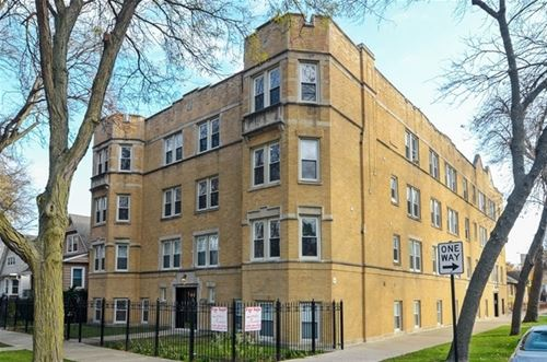 4105 N Lawndale Unit 101, Chicago, IL 60618 Irving Park