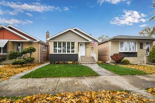 5812 S Mcvicker, Chicago, IL 60638
