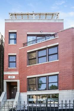 2117 W Armitage Unit 2, Chicago, IL 60647 Bucktown
