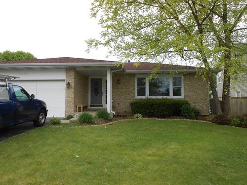 2040 Cherokee, West Chicago, IL 60185