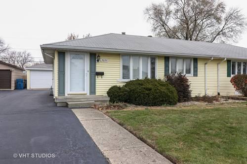4644 W 89th, Hometown, IL 60456