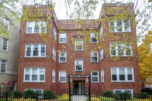 4503 N Rockwell Unit 2, Chicago, IL 60625 Lincoln Square
