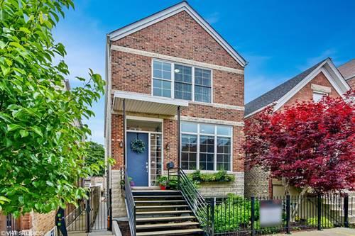 1813 N Hermitage, Chicago, IL 60622 Bucktown