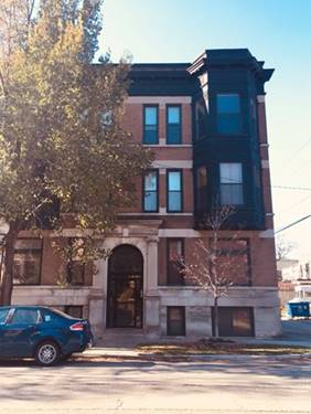 4110 N Southport Unit 3, Chicago, IL 60613 Uptown
