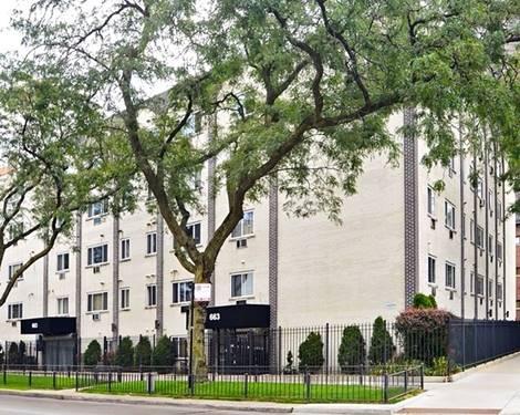 663 W Grace Unit 403, Chicago, IL 60613 Lakeview