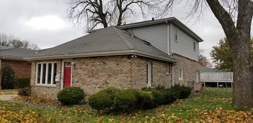 10419 Kilpatrick, Oak Lawn, IL 60453