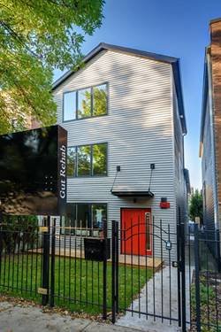 1726 W Huron, Chicago, IL 60622 Noble Square