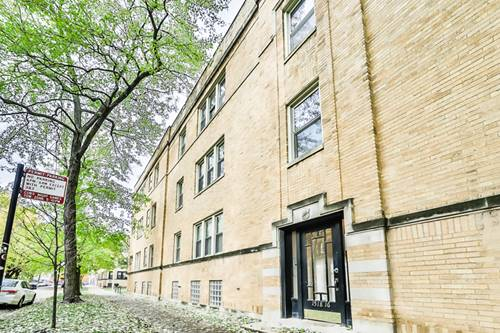 1518 W Waveland Unit 3, Chicago, IL 60613 Lakeview