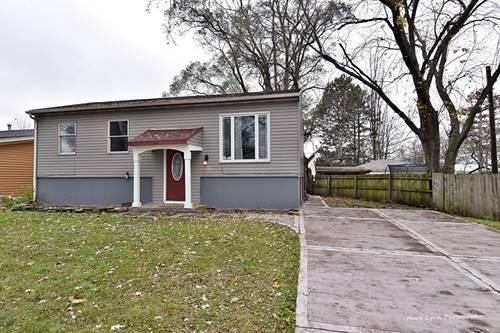 518 Parkside, West Chicago, IL 60185