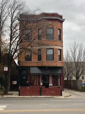 3268 W Fullerton Unit 3, Chicago, IL 60647 Logan Square