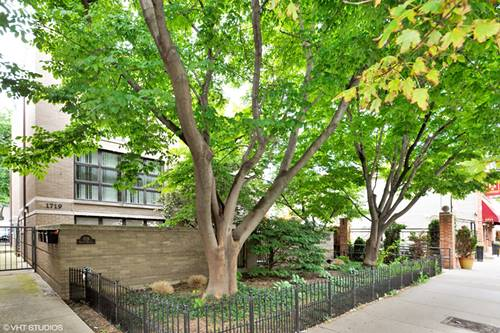 1719 N Halsted Unit A, Chicago, IL 60614 Lincoln Park