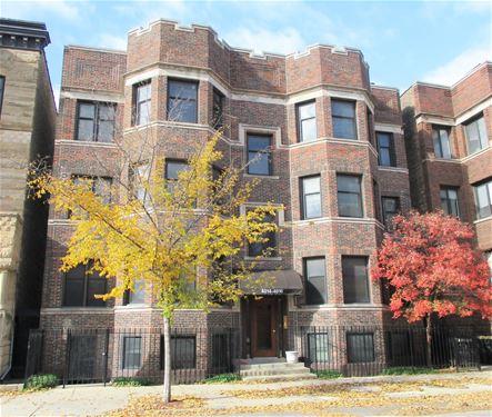 4014 N Clarendon Unit 1S, Chicago, IL 60613 Uptown