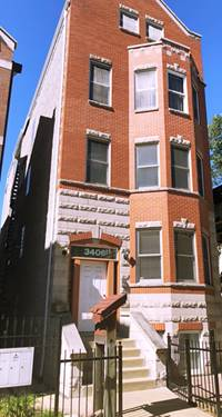 3406 N Seminary Unit 1, Chicago, IL 60657 Lakeview