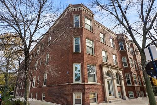 2443 N Kedzie Unit 2, Chicago, IL 60647 Logan Square