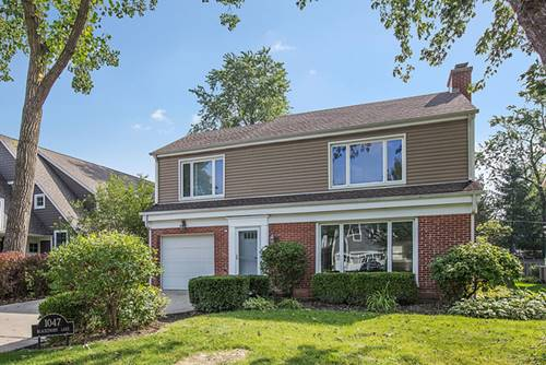 1047 Blackthorn, Northbrook, IL 60062
