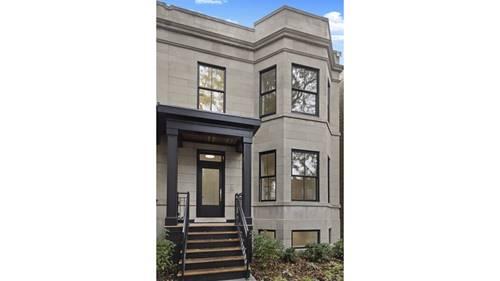 1647 W Byron, Chicago, IL 60613 Lakeview