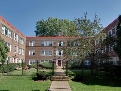 327 Callan Unit 3, Evanston, IL 60202