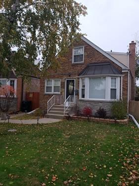 7418 W Everell, Chicago, IL 60631